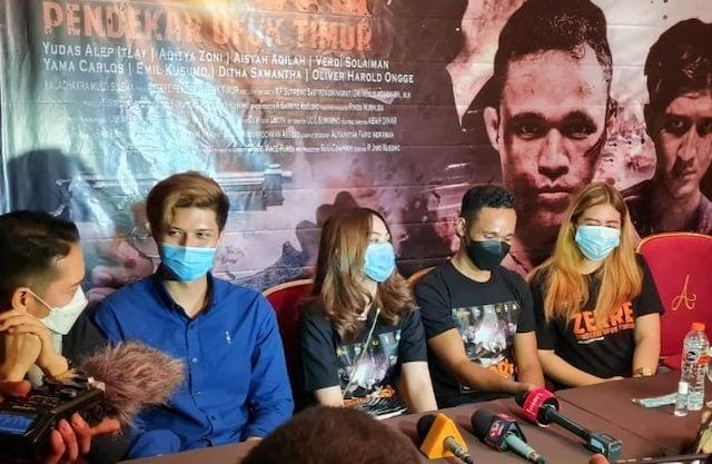 Meriahkan PON XX Papua, Film Zerre Pendekar Ufuk Timur Segera Tayang 2